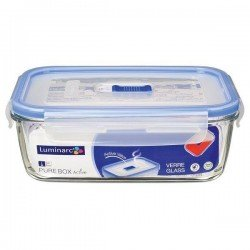 LUMINARC PURE BOX ACTIVE Контейнер пищевой бокс1220 мл J5630