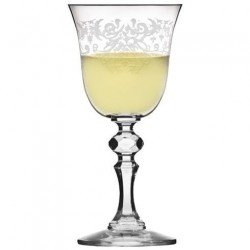 KROSNO PRESTIGE KRISTA DECO Бокал вино150мл. F576030015513120