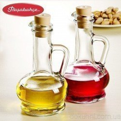 PASABAHCE OLIVIA Бутылочка масло уксус  набор 2х260 мл. -  80109 -2