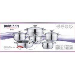 BOHMANN Набор посуды 12 предметов BH 0522
