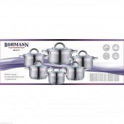 BOHMANN Набор посуды 12 предметов - BH 0717