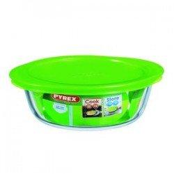 Pyrex Cook & Store Форма жаропрочная1л. с крышкой 20см.для запекания - 207P000