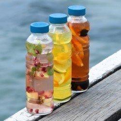 PAŞABAHÇE VITA  Бутылка стекляная с крышкой 1,1л - 80339