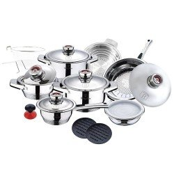 BERLINGERHAUS Набор посуды 19 пред.BH-1371