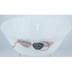 LA OPALA  ROYAL TWIST Салатник большой 23 см LO-11118