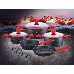 PETERHOF  Набор посуды антипригарный 10 предметов - MK-1049