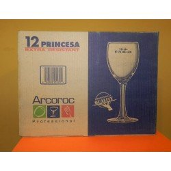 Arcoroc Princesa Бокал вино 190 мл 25571