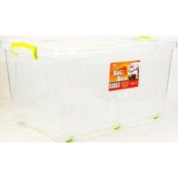 AL-PLASTIK Big Box Контейнер пищевой на роликах  50 л 1191