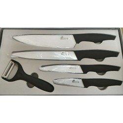 Набор ножей Swiss&Boch SB-CW5B