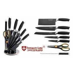 Набор ножей Royalty Line RL-BL-K8W