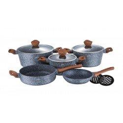 BERLINGERHAUS Forest Набор посуды 10 предметов BH-1211