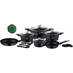 BerlingerHaus Color Changing Набор посуды 15 предметов BH-1474