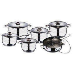 BLAUMANN Gourmet Набор посуды 12 пред.BL-3167