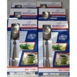BOHMANN Ложка чайная набор 6 шт. BH7006