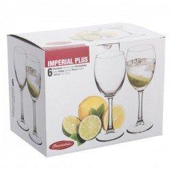 Pasabahce Imperial Бокал вино набор 6х315мл 44809