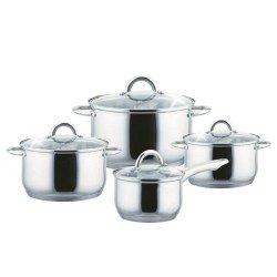 BOHMANN Набор посуды 8 предметов - BH 0812 S