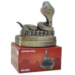 Dinghao Змея Пепельница с зажигалкой DH-8882