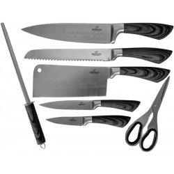 BOHMANN Набор кухонных ножей 8 предметов BH 5066