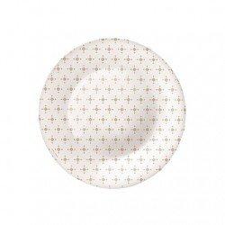 Bormioli Rocco Ceramic beige Тарелка десертная 21 см - 430134FP2121932
