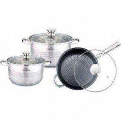 BOHMANN Набор посуды 6 предметов BH 0916 TF