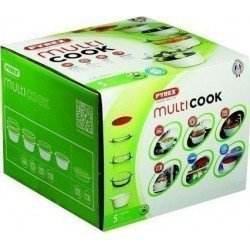 PYREX Multi Cook Набор посуды 5в1 P44S000