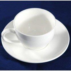 ALTEZORO Чашка с блюдцем (200мл) S3956+S4233