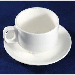 ALTEZORO Чашка с блюдцем 200 мл. S0875+S0876