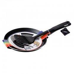 PETERHOF CLASSIC Сковородка 25см. блинная с лопаткой - PH25357-25
