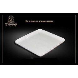 Wilmax Блюдо квадратне 27,5x27,5см WL-992682
