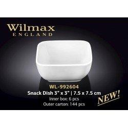 Wilmax Ємність д-закусок 7,5x7,5см WL-992604