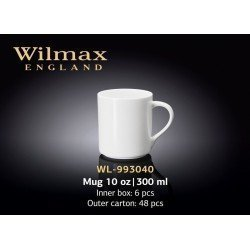 Wilmax Кухоль 300мл WL-993040