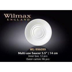 Wilmax Блюдце універсальне 14см WL-996099