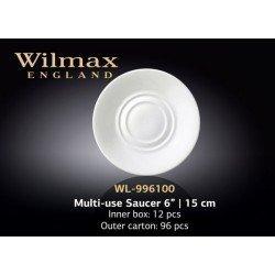 Wilmax Блюдце універсальне 15см WL-996100