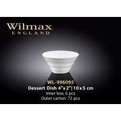 Wilmax Ємність д-десерту 10x5см WL-996095