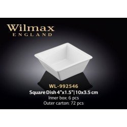 Wilmax Ємність д-закусок 10x3,5см WL-992546