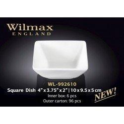 Wilmax Ємність д-закусок 10x9,5x5см WL-992610