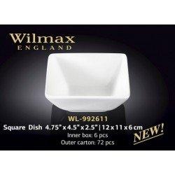 Wilmax Ємність д-закусок 12x11x6см WL-992611