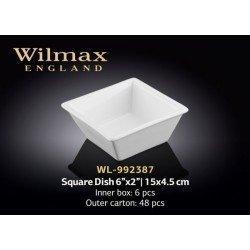 Wilmax Ємність д-закусок 15x4,5см WL-992387
