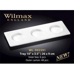 Wilmax Таця 26х9см WL-992591