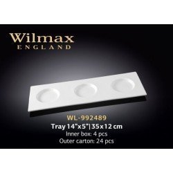 Wilmax Таця 35х12см WL-992489