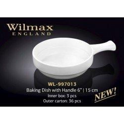 Wilmax Форма д-запікання з-руч 15см WL-997013