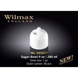 Wilmax Цукорниця 280мл Color WL-995017