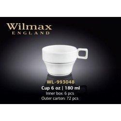 Wilmax Чашка чайна 180мл WL-993048