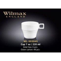 Wilmax Чашка чайна 220мл WL-993049