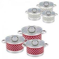 VISSNER Набор посуды 6 предметов - VS 50360