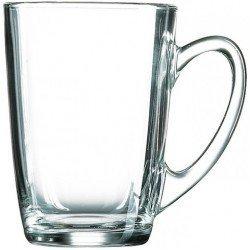 LUMINARC NEW MORNING Чашка прозрачная 220 мл H6383