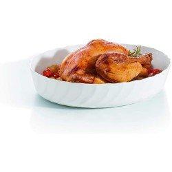 Luminarc Trianon  Блюдо глибоке овальне  жаропрочне 32*24см - P4018