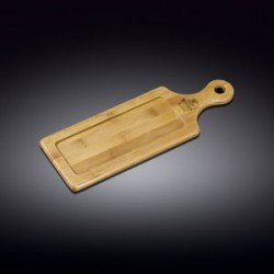 Wilmax.Bamboo.Блюдо прямокутне сервіровочне з-руч. 30х11см WL-771005