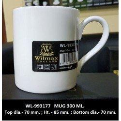 Wilmax.Кухоль 300мл WL-993177