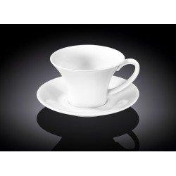 Wilmax.Чашка кавова&блюдце 100мл WL-993168